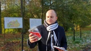 """Kwestuję! """"Przywracamy Pamięć o Żołnierzach Wyklętych"""", jestem ma Cmentarzu Centralnym w Szczecinie"""
