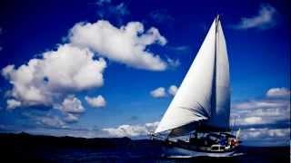 Christopher Cross - Sailing, 1983 (Instrumental Cover) + Lyrics