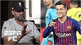 Exclusive: Jurgen Klopp Dismisses Philippe Coutinho's Liverpool Return   Premier League