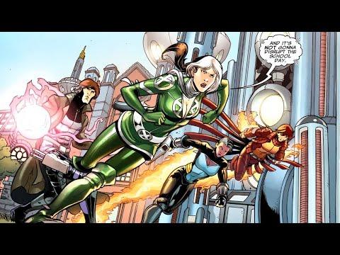 X - Men : Regenesis Episode 4 (Side-Story Animated Comic Dub)