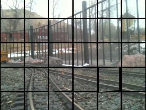 Denver Garden Railway Society Opera Train Music Video