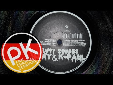 Paul Kalkbrenner - Happy Zombies (B1) Remix