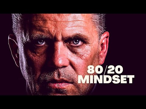 80/20 Mindset | Tips To Structure Your Day | Be More Productive