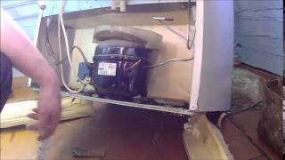 Ремонт холодильника / Refrigerator repair(, 2015-03-21T16:29:43.000Z)