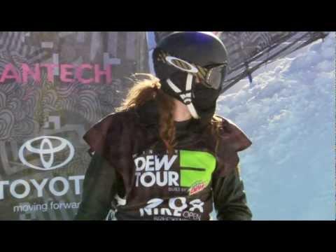 Shaun White, Iouri Podladtchikov, Kazuhiro Kokubo - Breck Snowboard Superpipe Semifinal Highlights