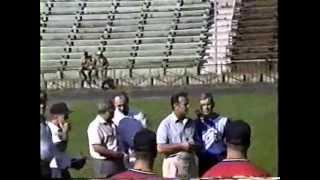 Бейсбол: американцы в Украине 1993 год