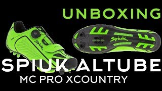 SPIUK ALTUBE MC PRO XCOUNTRY | Unboxing