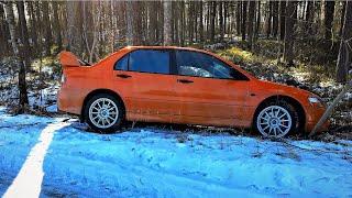 Как Я КУПИЛ машину МЕЧТЫ Mitsubishi Lancer Evolution 9