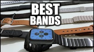 Gambar cover Best Apple Watch Series 5 Bands Review - Fits All