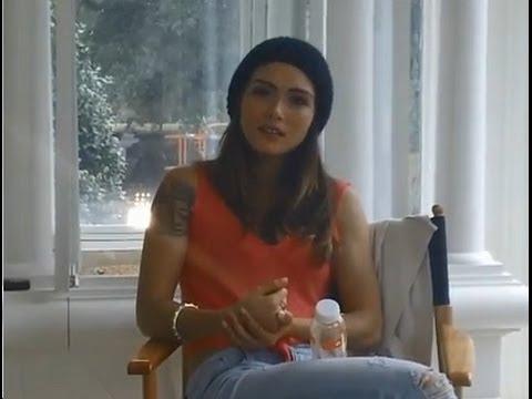 Daniella Pineda Talks Sophie & The Originals  EXCLUSIVE