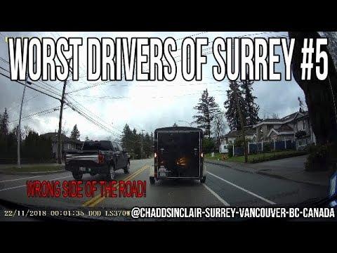 Worst Drivers Of Surrey: #5
