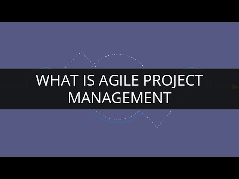 What is Agile Project Management   Agile Tutorial   PMI - ACP ...