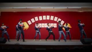 VAADI YAEN TAMIL SELVI | REMO | DANCE | AMRITA UNIVERSITY