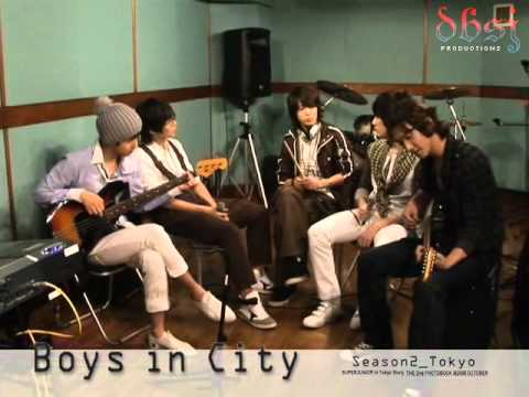 Download [Eng Sub] (DBSJ Productions) Super Junior Boys in City Season 2 (Ep. 3)
