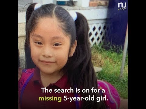 Police search for 5-year-old girl missing from N.J. park