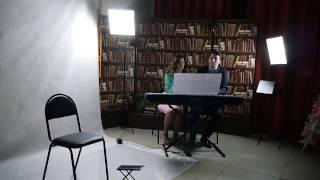 Главная тема из к/ф Твин Пикс А. Бадаламенти, Школа музыки Виталия Маслова, Ярославль