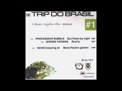 Professeur Bubble - Sao Paolo By Night