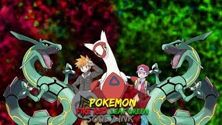 Pokemon Fire Red & Leaf Green Soul Link Randomized Nuzlocke #5: w/ DeathDoesGaming