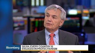 Wells Fargo's Silvia Says No Country Has Free Trade