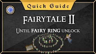 [Quick Guide] Fairytale II - Until Fairy ring unlock