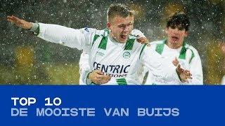TOP 10 | De mooiste goals van Danny Buijs