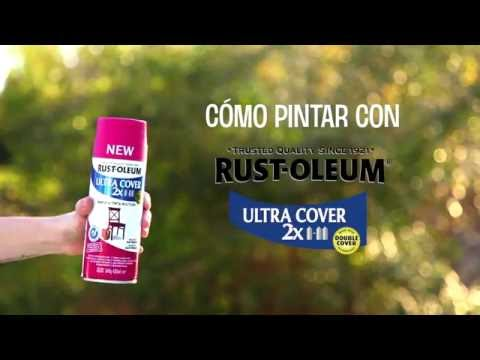 DIY con spray Rust-Oleum