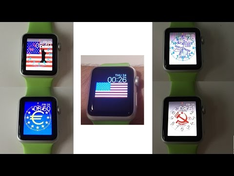 Apple Watch OS 2 new features and functions