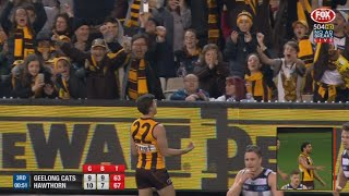 AFL 2016: 2nd Qualifying Final - Hawthorn highlights vs. Geelong