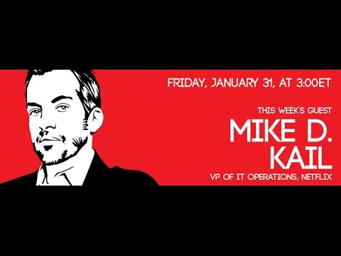 #43: CXOTalk featuring Mike D. Kail