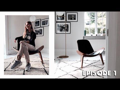 Bolig-snageren: På besøg hos Chloé Monchamp