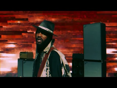 Gary Clark Jr - Come Together (Official Music Video) [From The Justice League Movie Soundtrack]