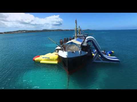 D-Boat   Antigua 2016