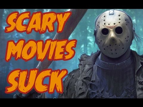 HORROR MOVIES SUCK? - Movie Podcast