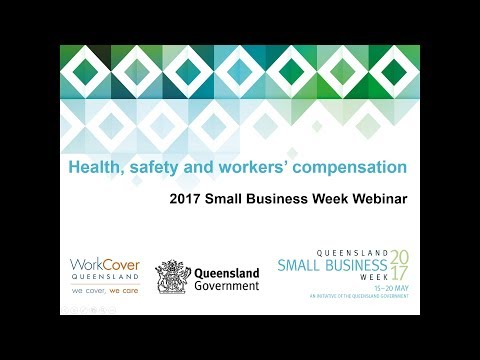 Health, safety and workers' compensation for small business