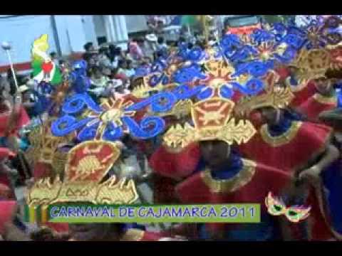 Corso de Carnaval 2011 Region Cajamarca PARTE 2 de 4