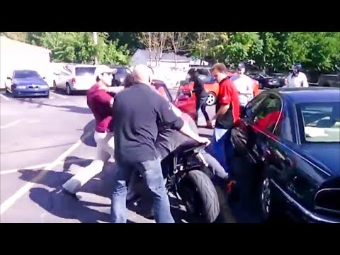 MOTORCYCLE THEFT COMPILATION | MOTORCYCLES GETTING STOLEN | [Ep-01]