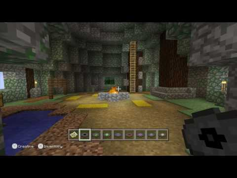 Minecraft TU46 Tutorial World: 12 Disc Locations