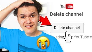Deleting FaZe Jarvis Channel PRANK *HE CRIED*