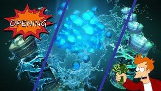 Dota 2 Battle Pass bundle and Immortal Treasures opening