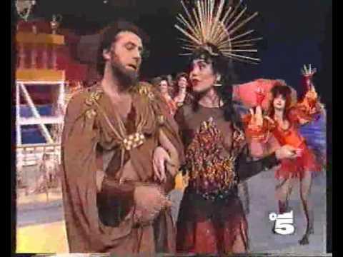Dopolavoro Fininvest - Canale 5 - (1991) - Odissea: Circe
