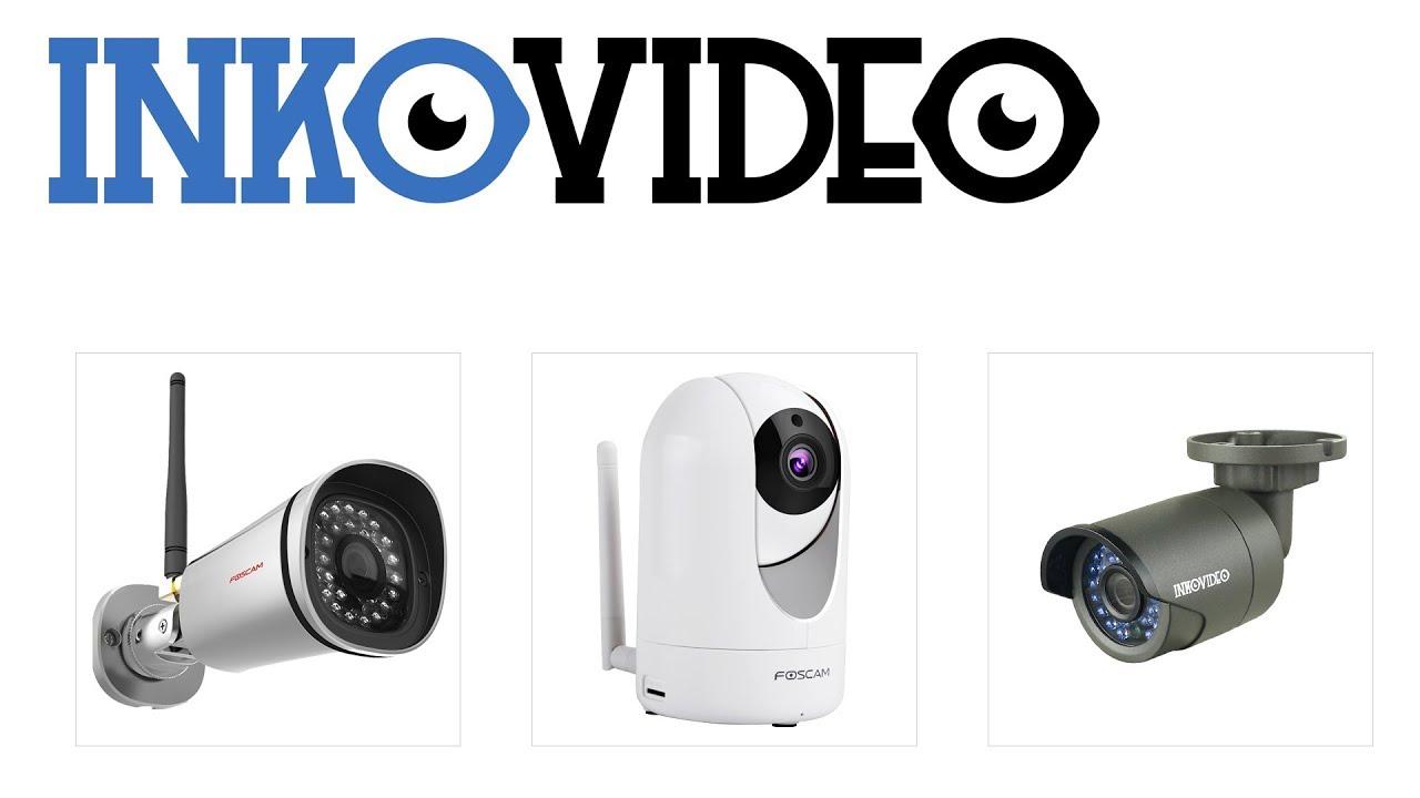 Anleitung zur Inbetriebnahme einer Foscam HD Kamera und Aktivierung des  WLANs