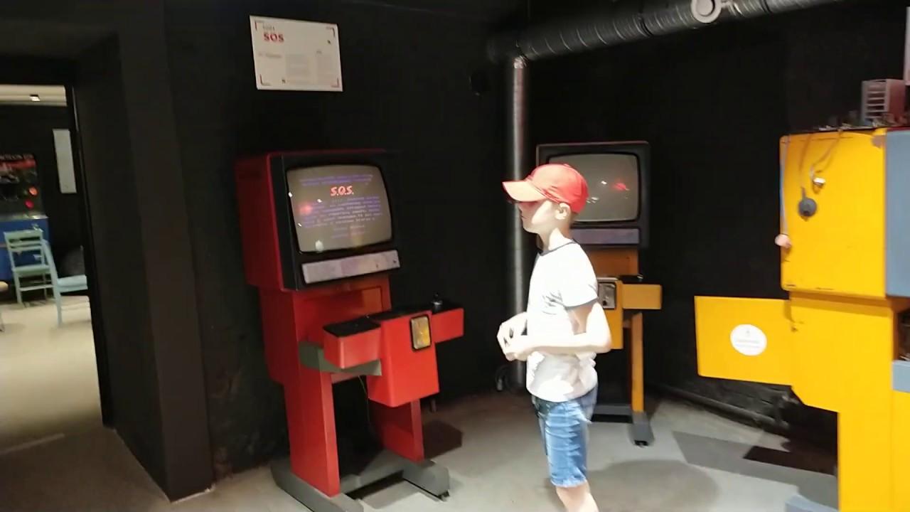 симулятор советских игровых автоматов
