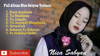 Full Album Nisa Sabyan | Terbaru | Sholawat terbaru cover Nisa Sabyan