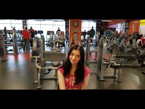 Let's go to gym in Ukraine.  Sportlife.  Blog.