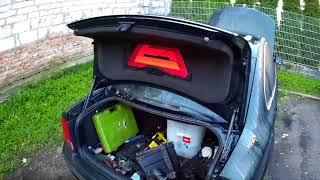 замена турбины на VW Passat B5