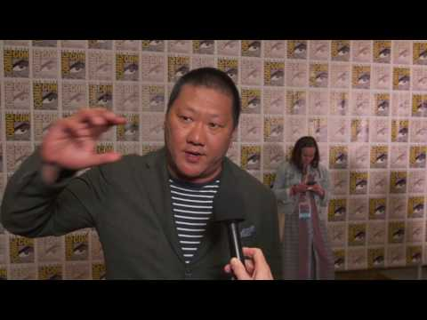 Doctor Strange: Benedict Wong Comic Con 2016 Movie Interview
