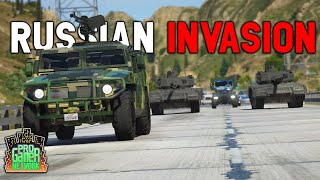 PGN #14: RUSSIA INVADES THE U.S.! | GTA 5 ROLEPLAY