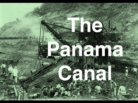 The Panama Canal (Story Time with Mr. Beat)