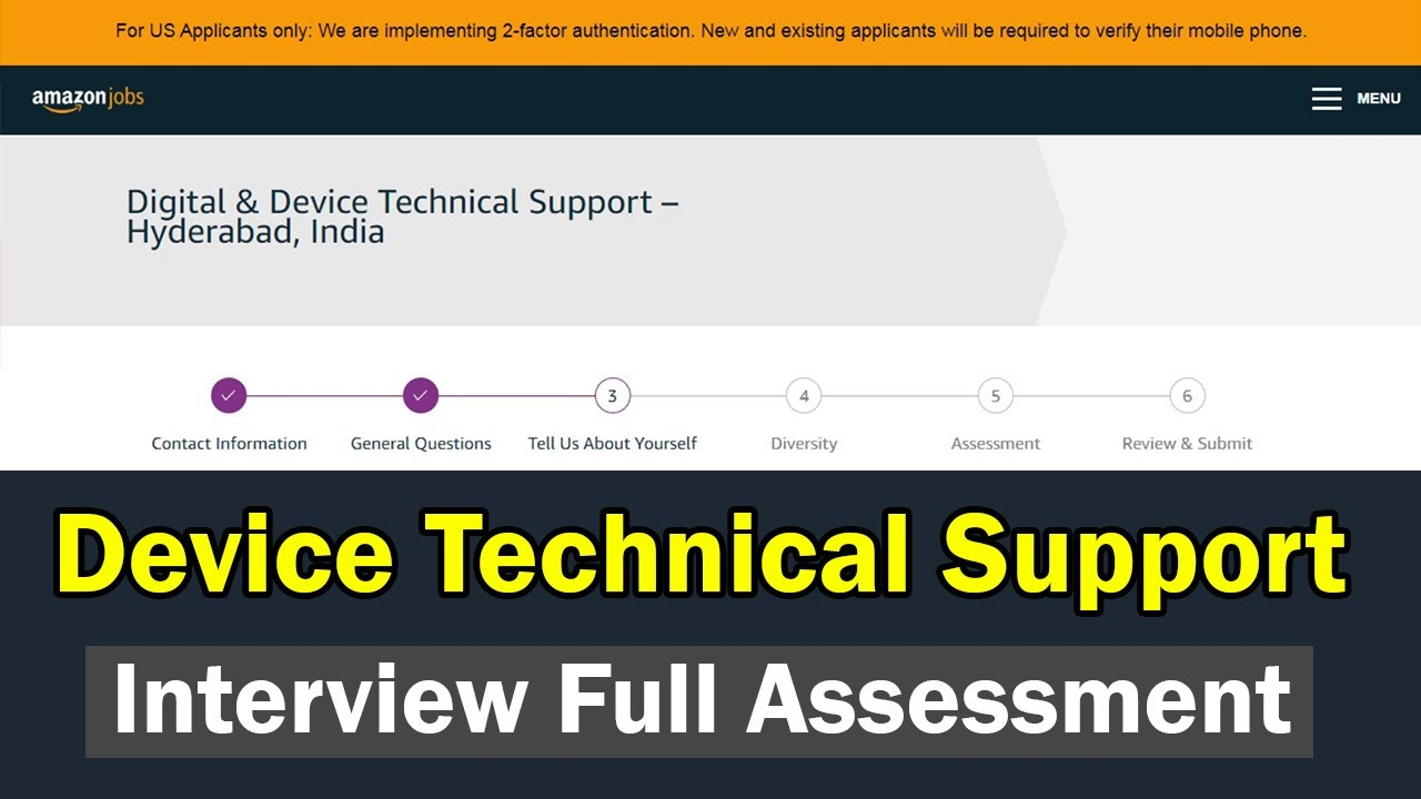 Amazon Digital and Device Technical Support Interview ...