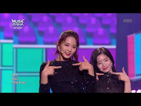 뮤직뱅크 Music Bank In Chile Cheer Up - Twice(트와이스) 20180411